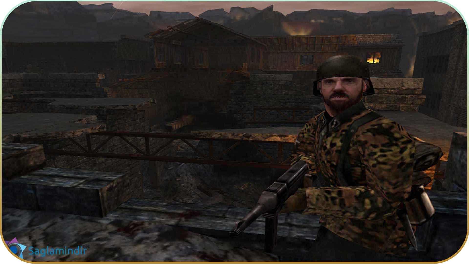 Return to Castle Wolfenstein full indir