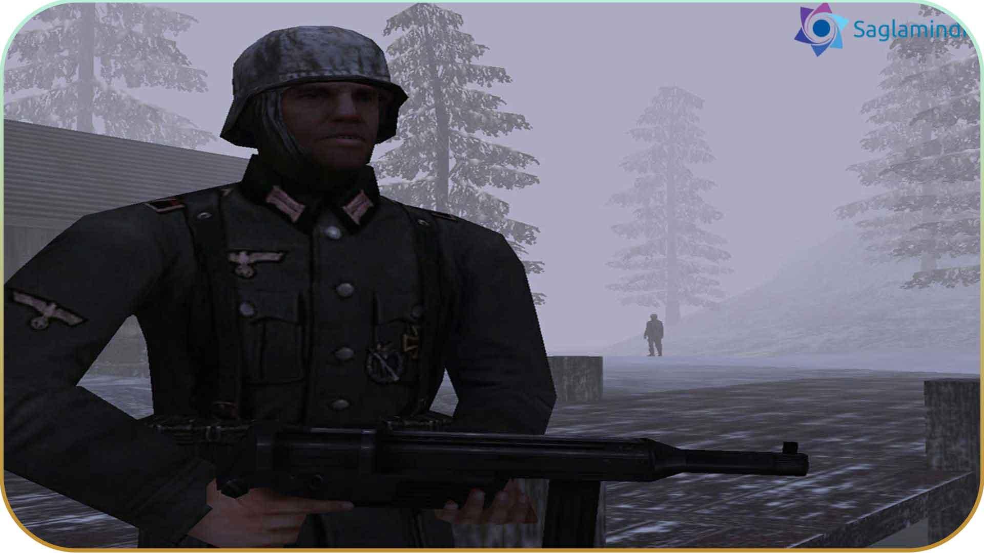 Return to Castle Wolfenstein saglamindir