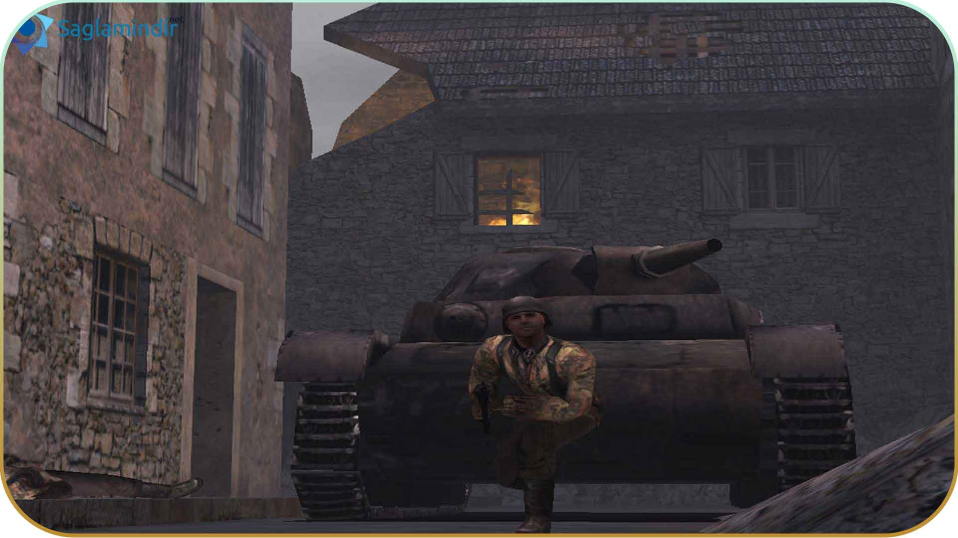 Return to Castle Wolfenstein torrent indir