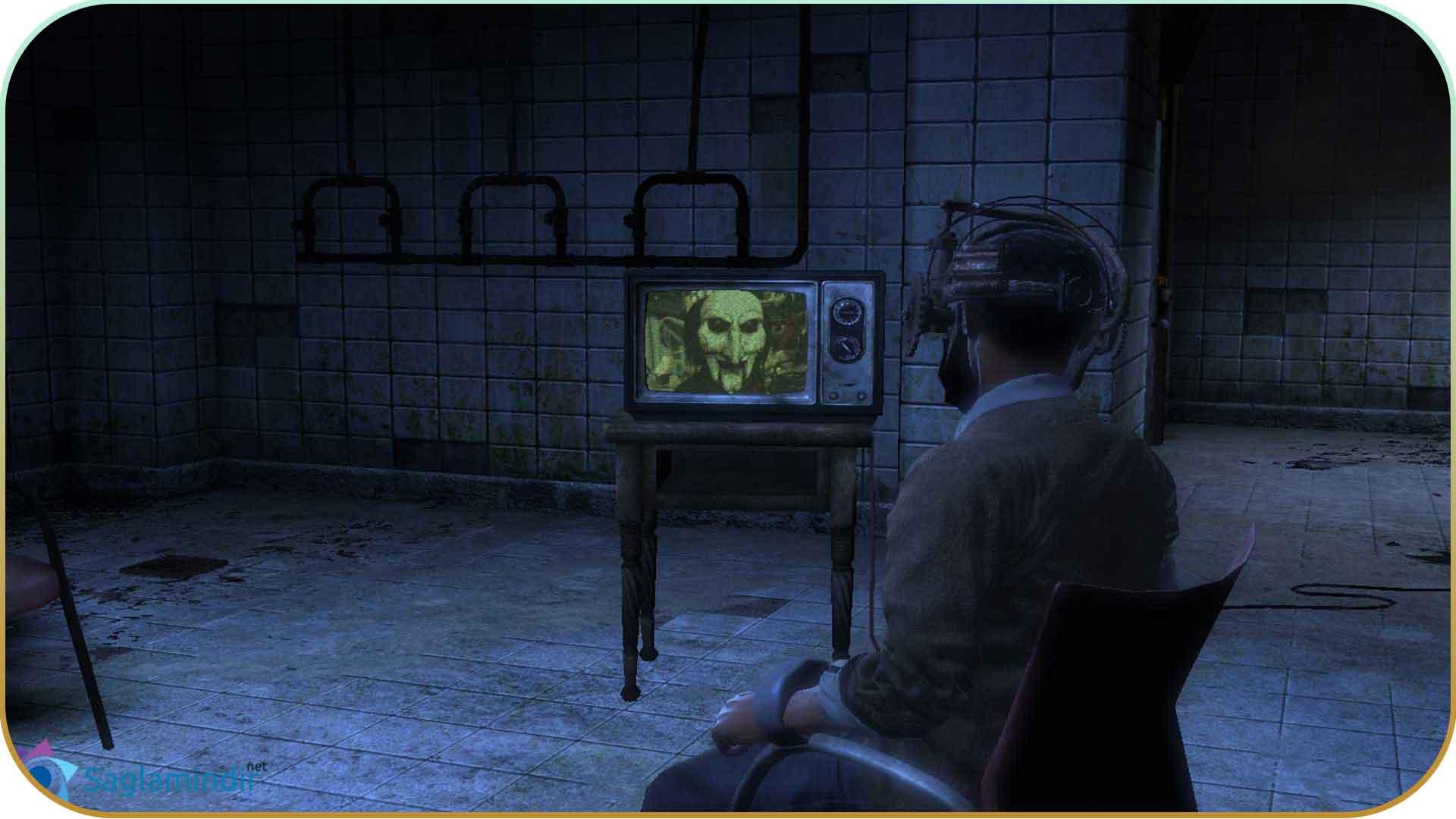 SAW The Video Game saglamindir