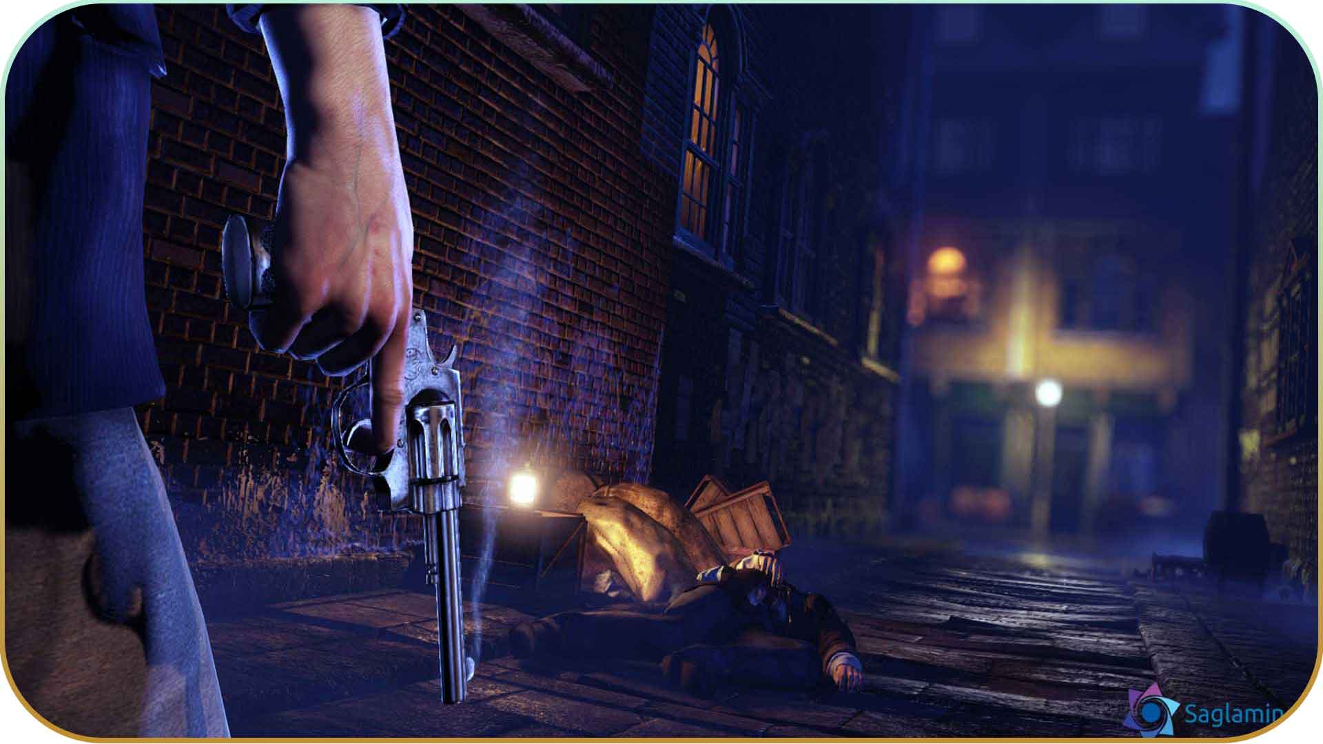 Sherlock Holmes Crimes and Punishments saglamindir