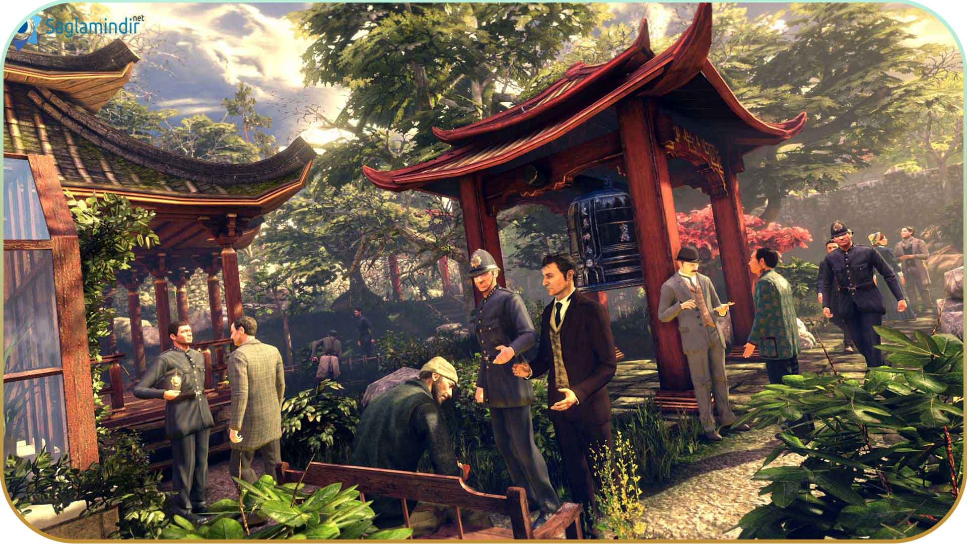 Sherlock Holmes Crimes and Punishments torrent indir