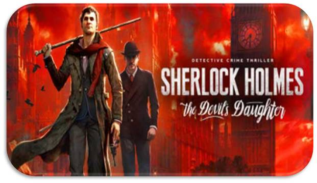 Sherlock Holmes The Devil's Daughter indir