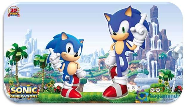 Sonic Generations indir