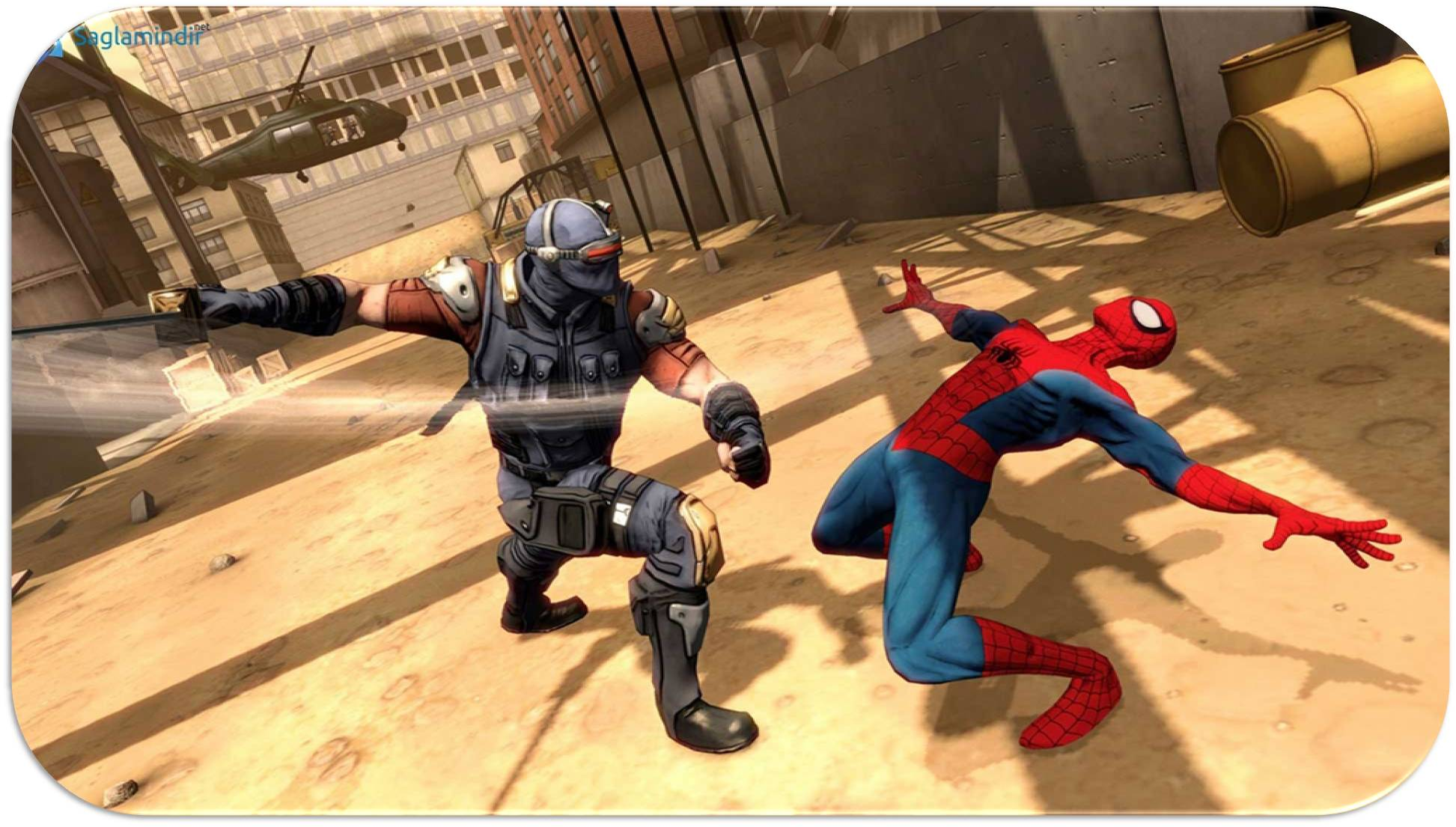 Spider-Man Shattered Dimensions torrent indir