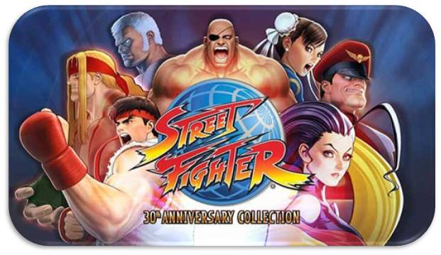 Street Fighter 30th Anniversary Collection indir
