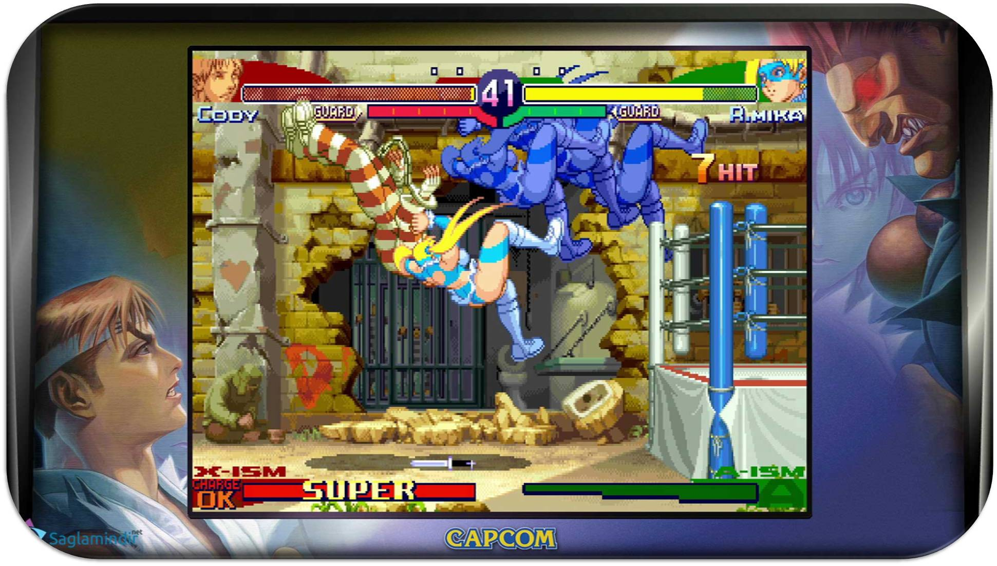 Street Fighter 30th Anniversary Collection torrent indir