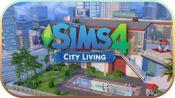 The Sims 4 City Living indir