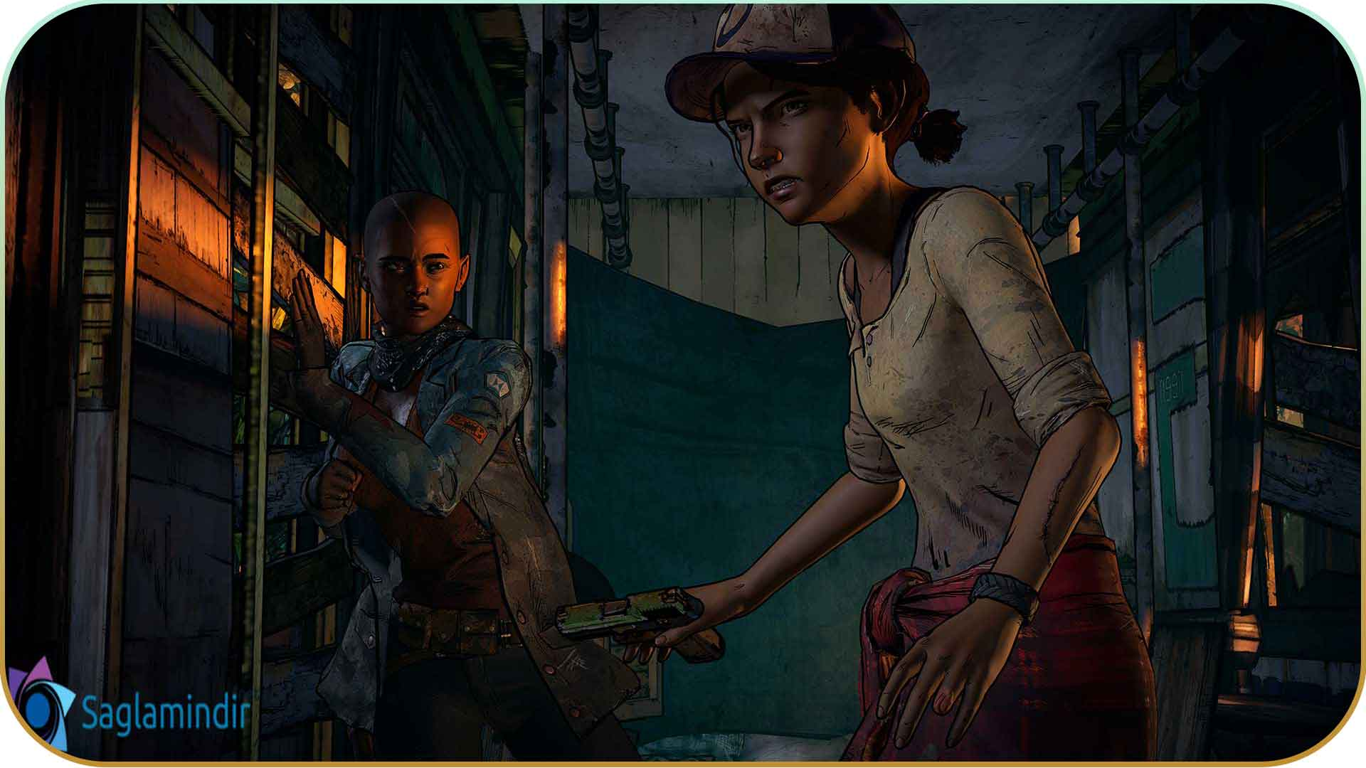 The Walking Dead A New Frontier torrent indir