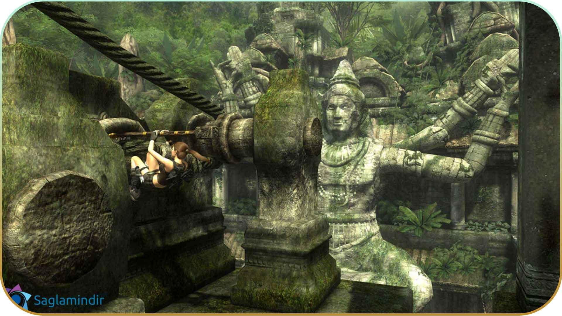 Tomb Raider Underworld full indir