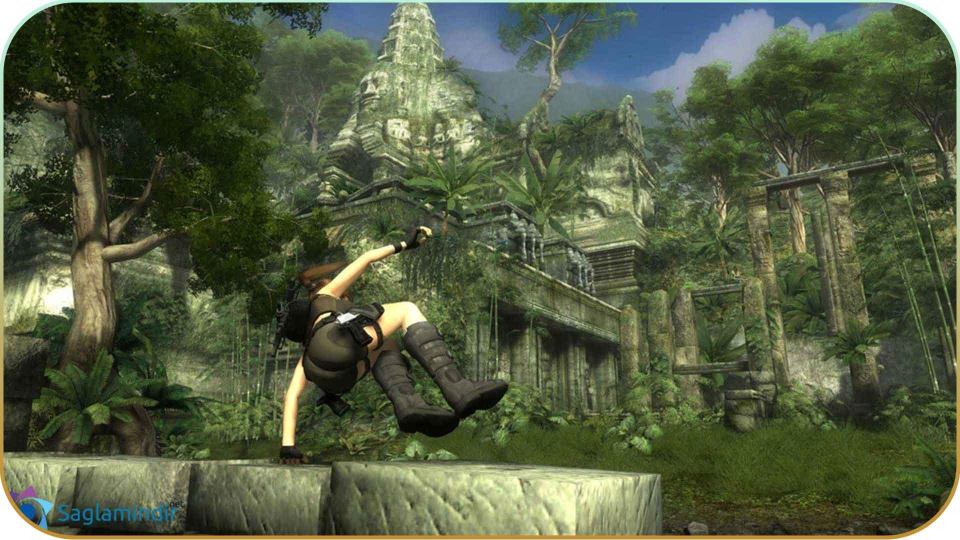 Tomb Raider Underworld saglamindir