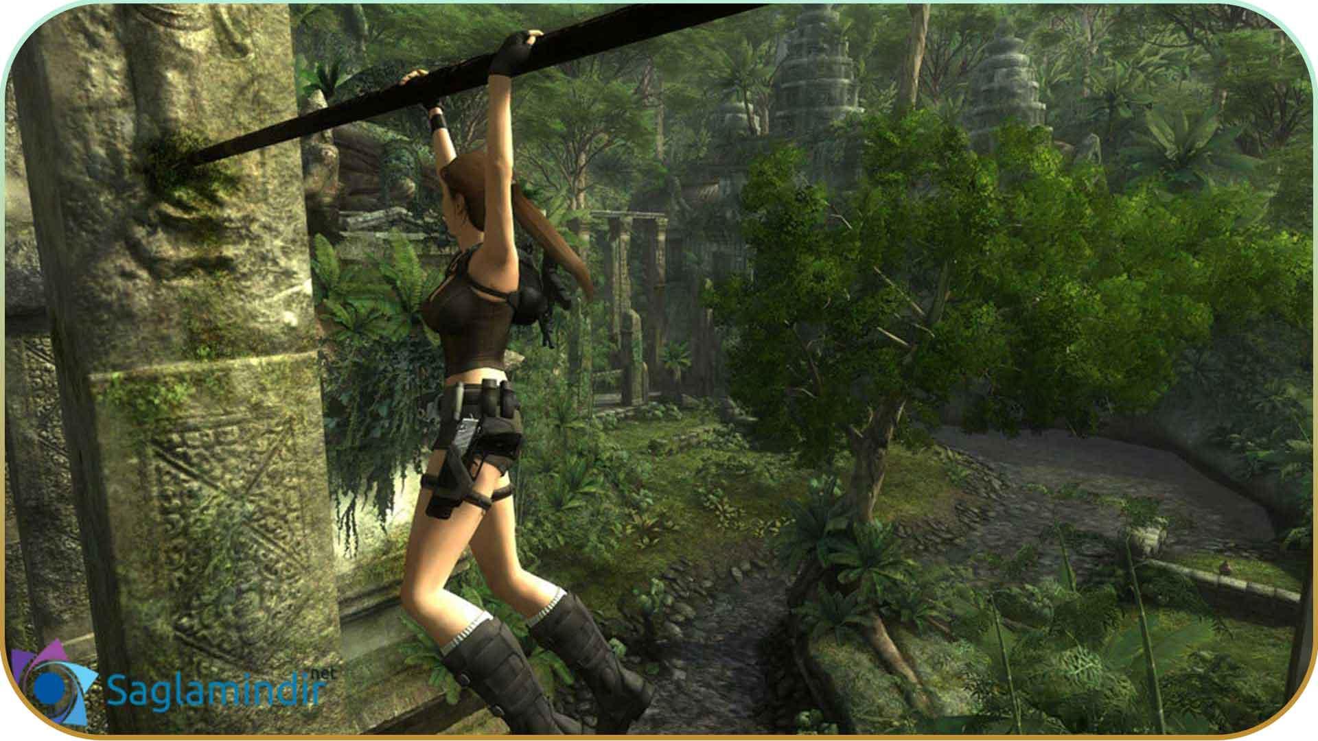 Tomb Raider Underworld torrent indir