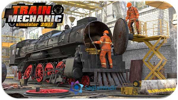 Train Mechanic Simulator indir
