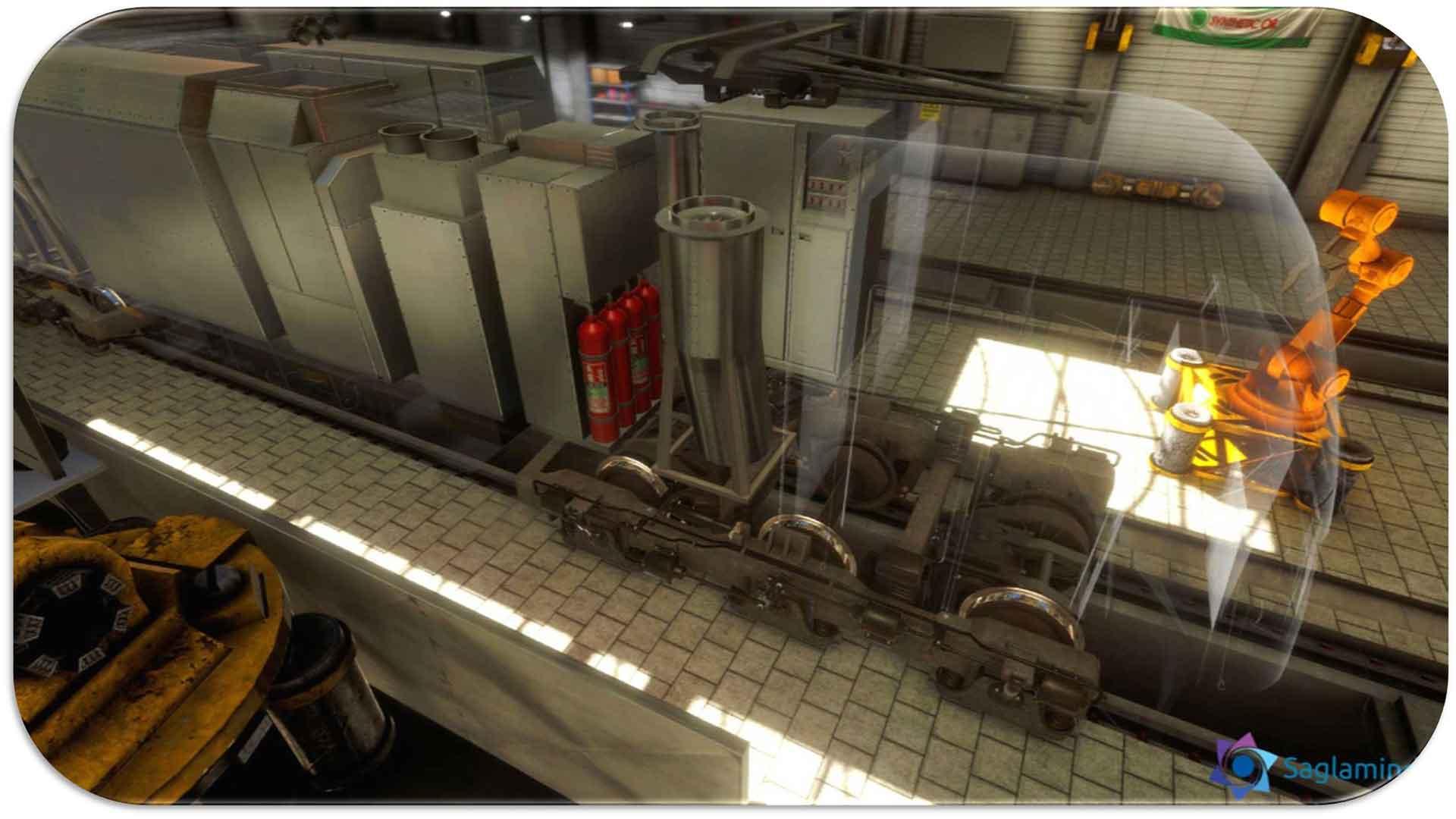 Train Mechanic Simulator torrent indir