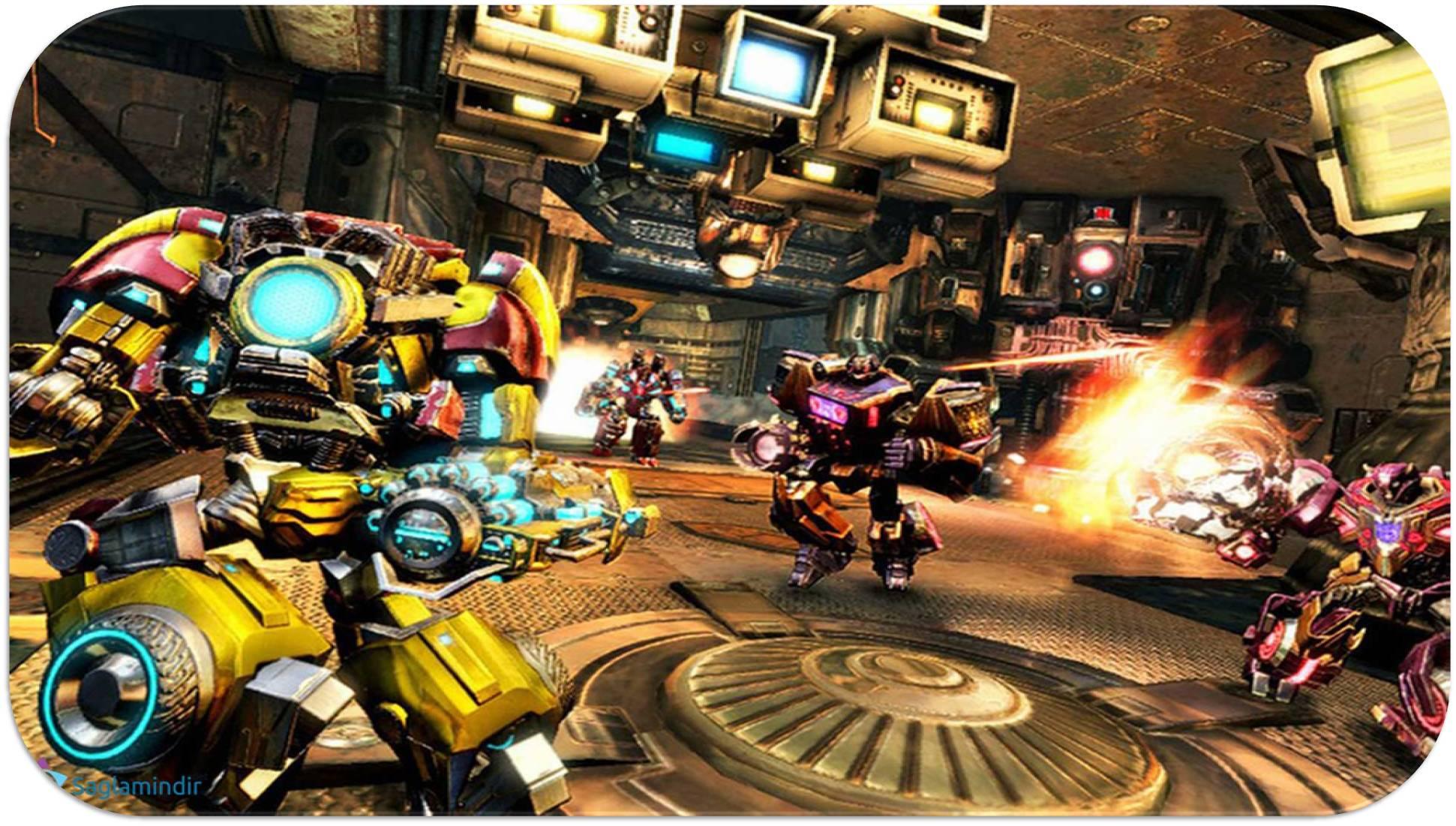 Transformers Fall of Cybertron full indir