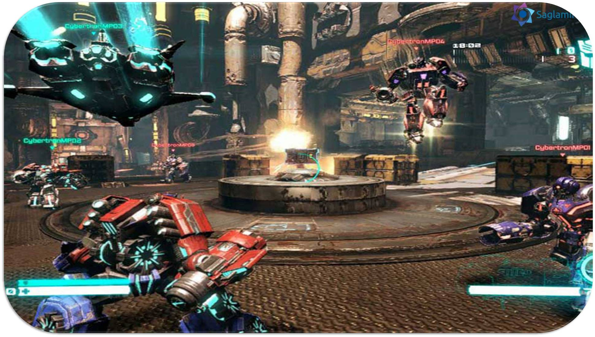 Transformers Fall of Cybertron saglamindir