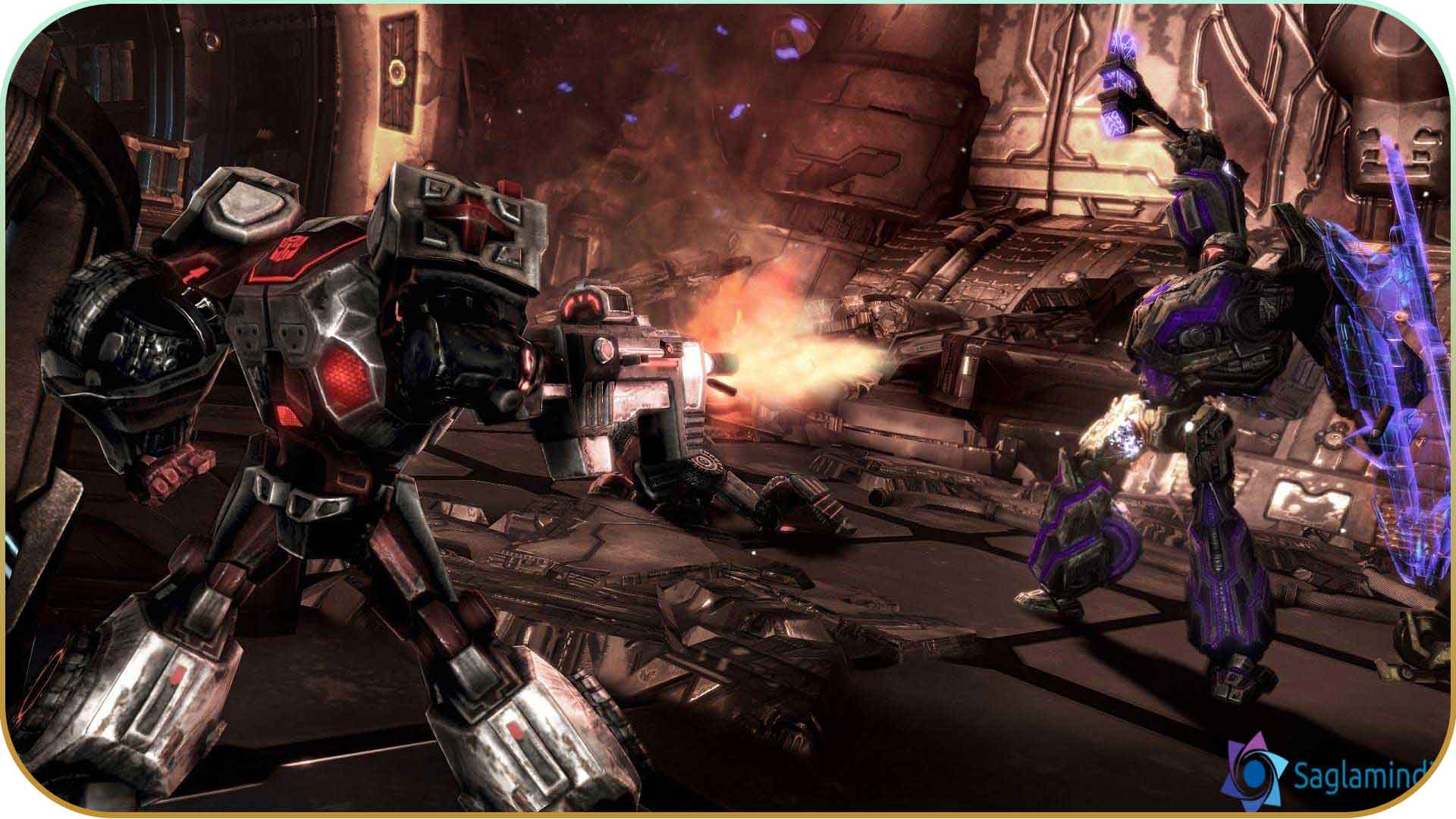 Transformers War For Cybertron torrent indir