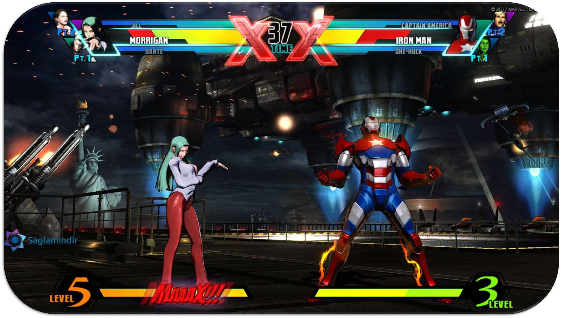 Ultimate Marvel vs. Capcom 3 torrent indir