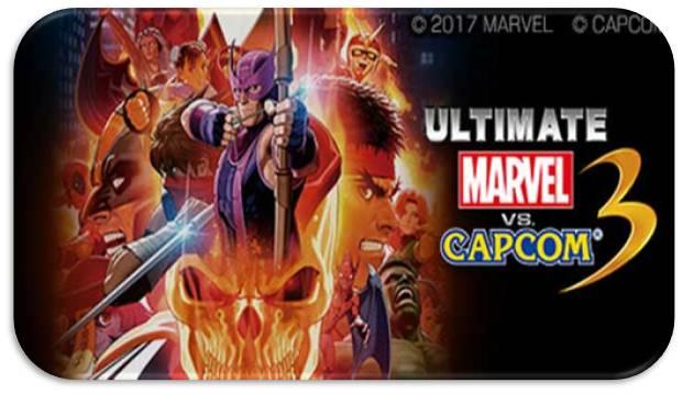 Ultimate Marvel vs. Capcom 3 indir