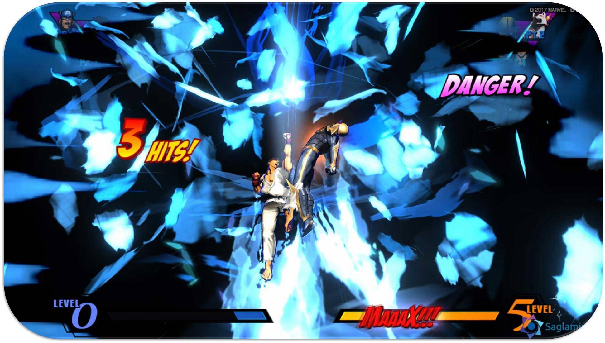 Ultimate Marvel vs. Capcom 3 full indir
