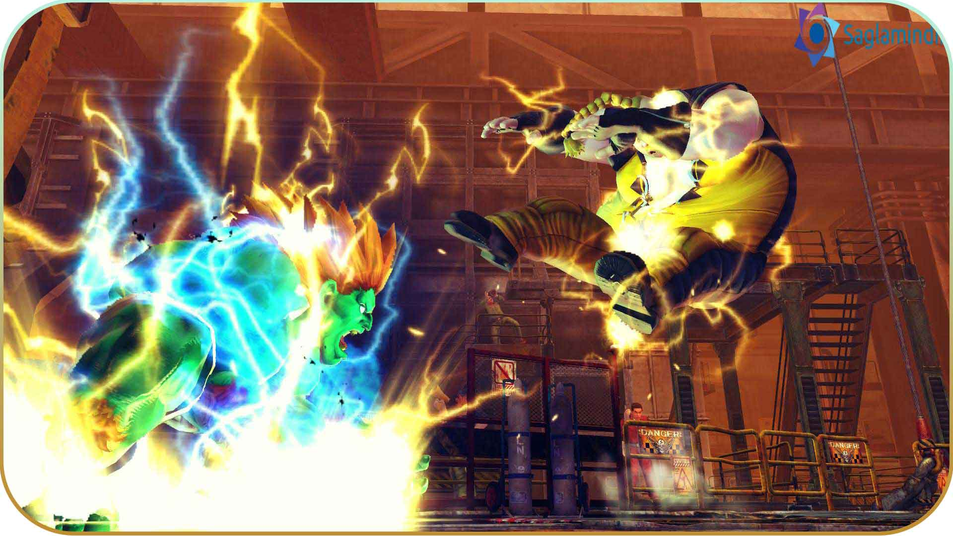 Ultra Street Fighter 4 torrent indir