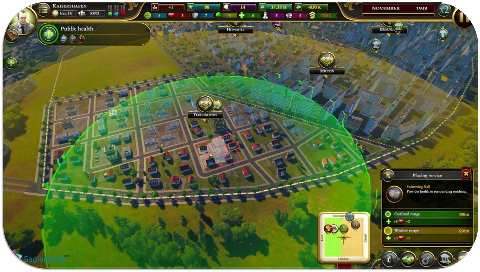 Urban Empire saglamindir