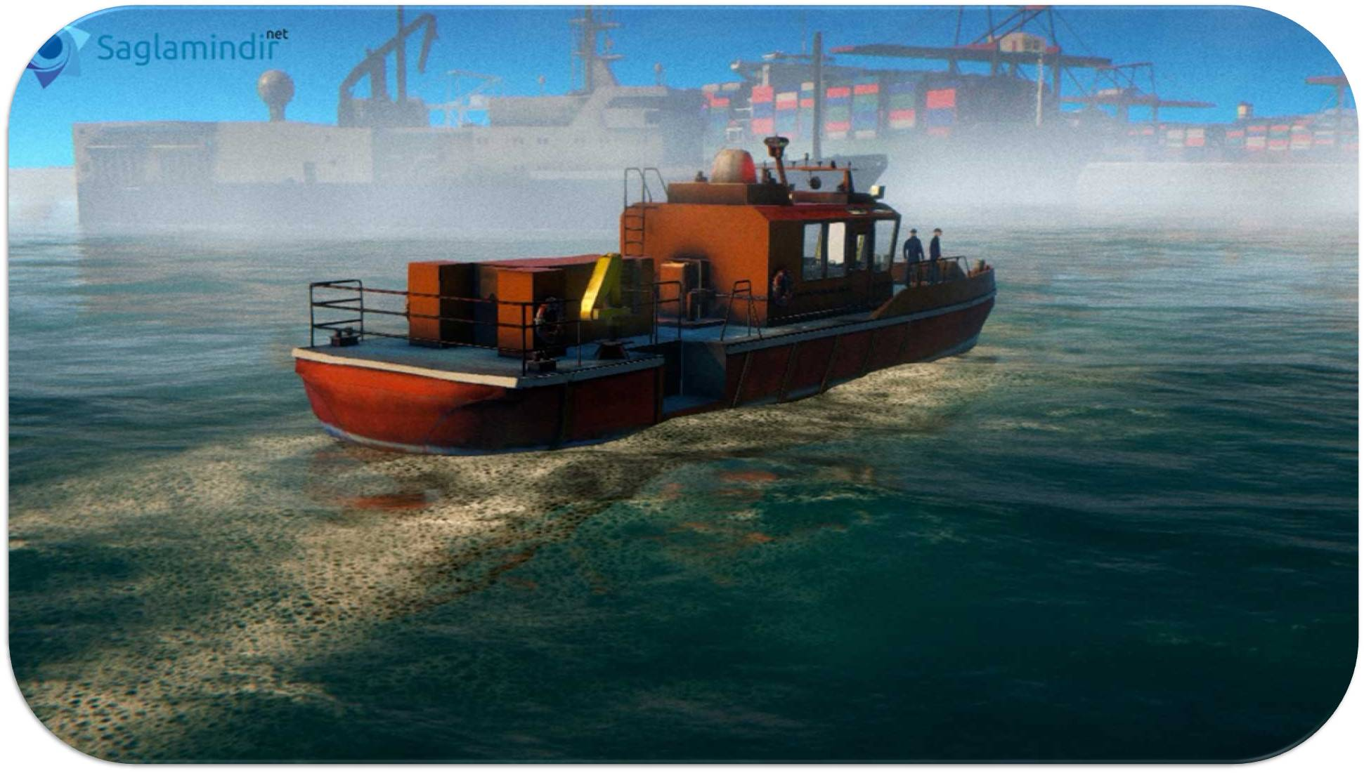 World Ship Simulator torrent indir