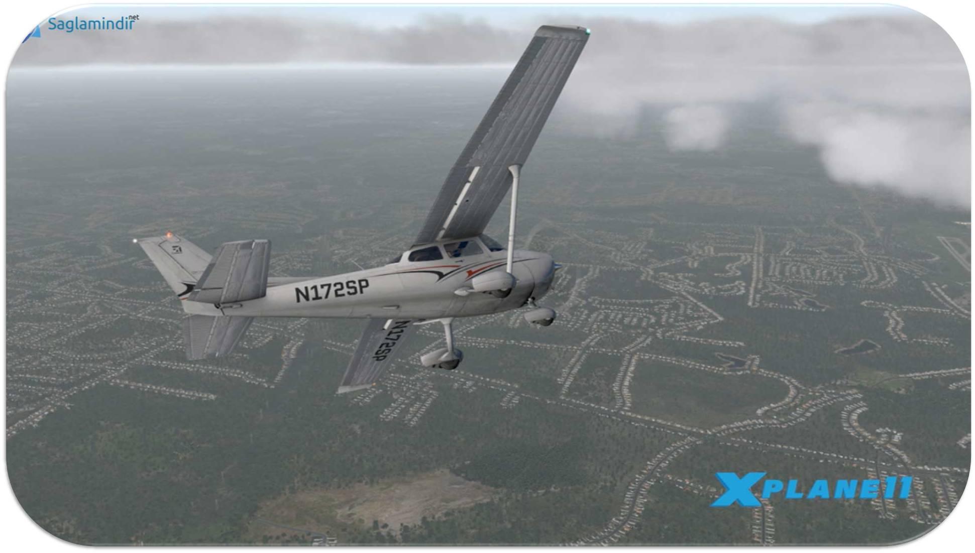 X-Plane 11 torrent indir