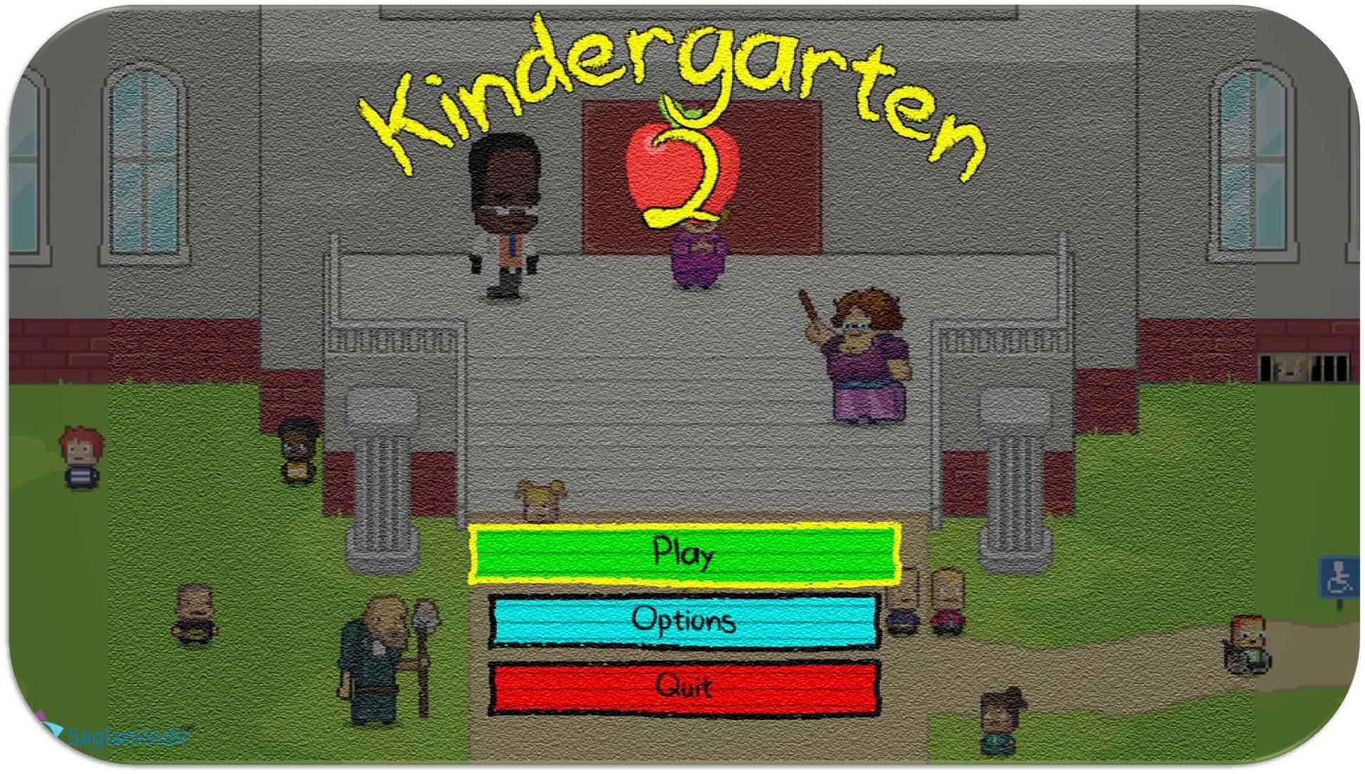 kindergarten 2 saglamindir