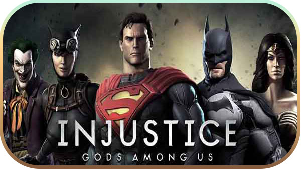 İnjustice Gods Among Us indir