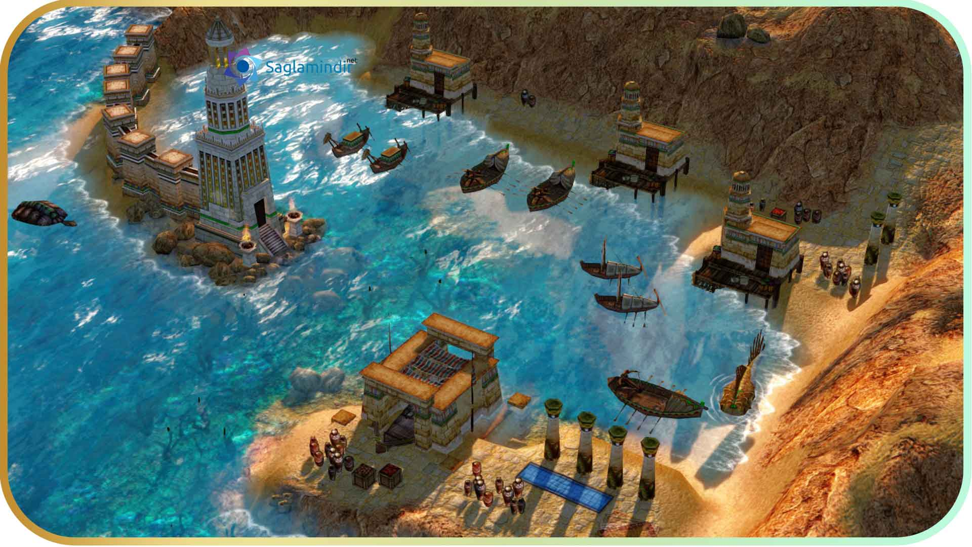 Age of Mythology Extended Edition torrent indir