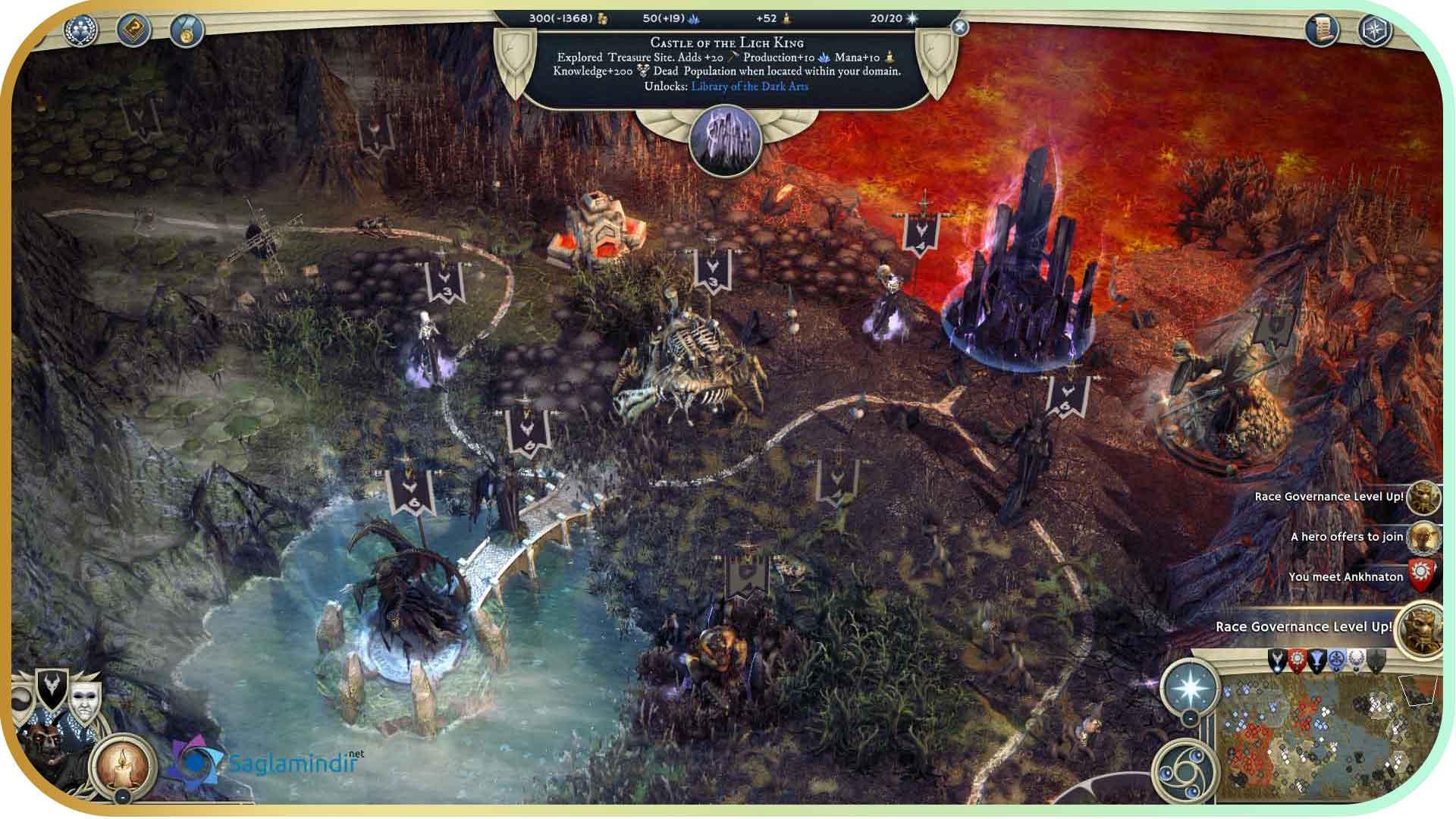 Age of Wonders 3 full indir