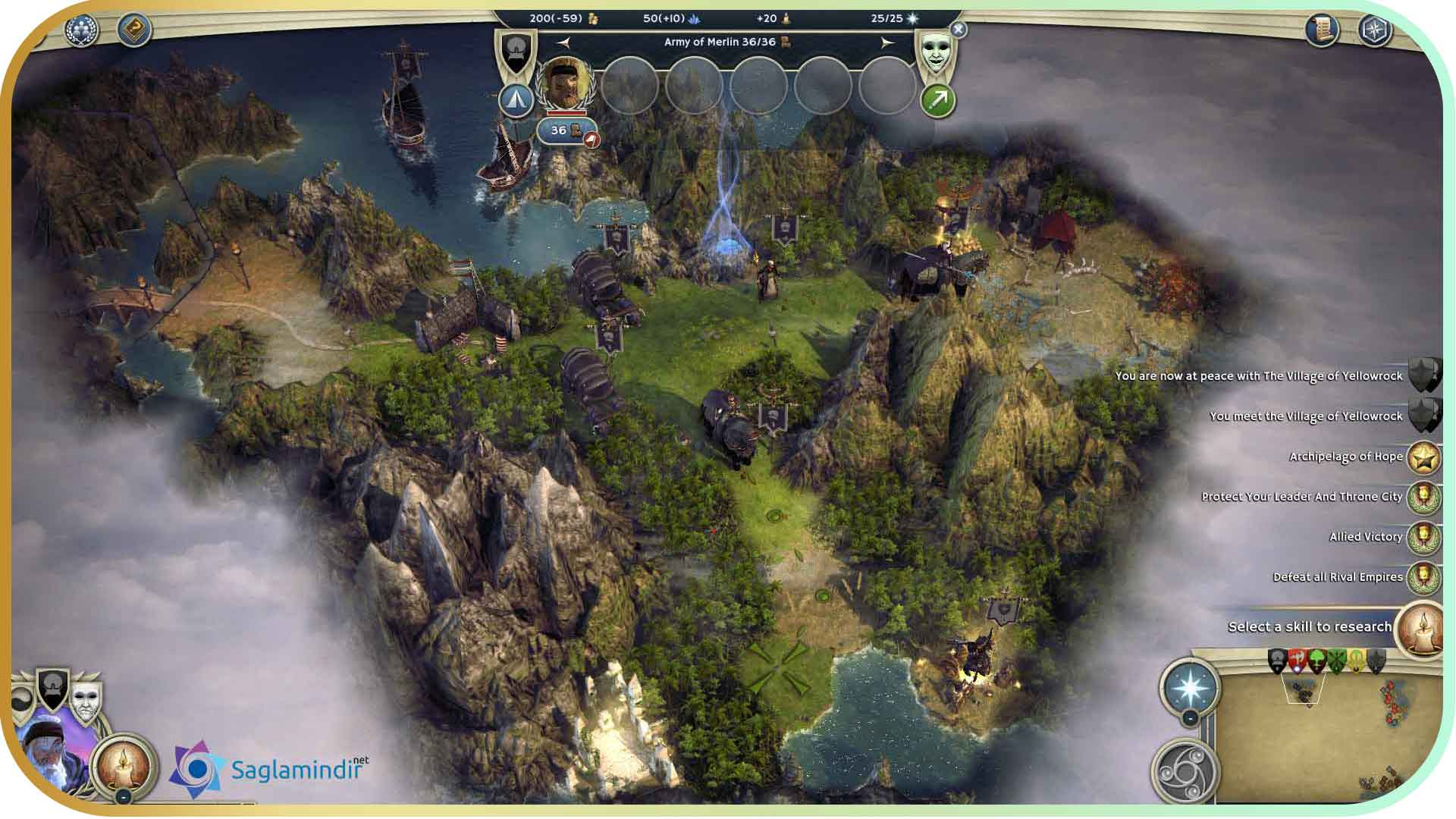 Age of Wonders 3 saglamindir