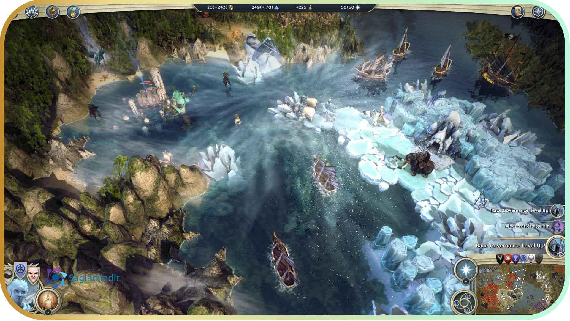 Age of Wonders 3 torrent indir
