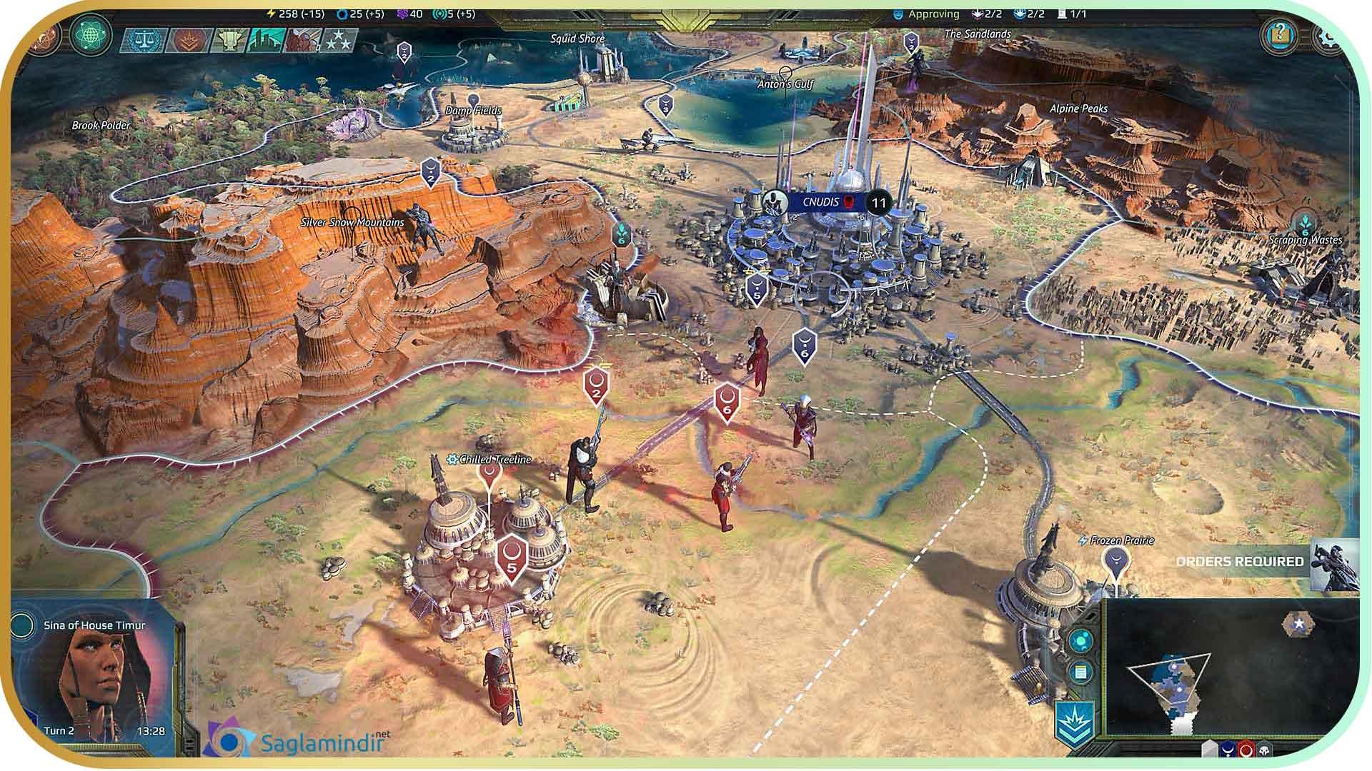 Age of Wonders Planetfall saglamindir