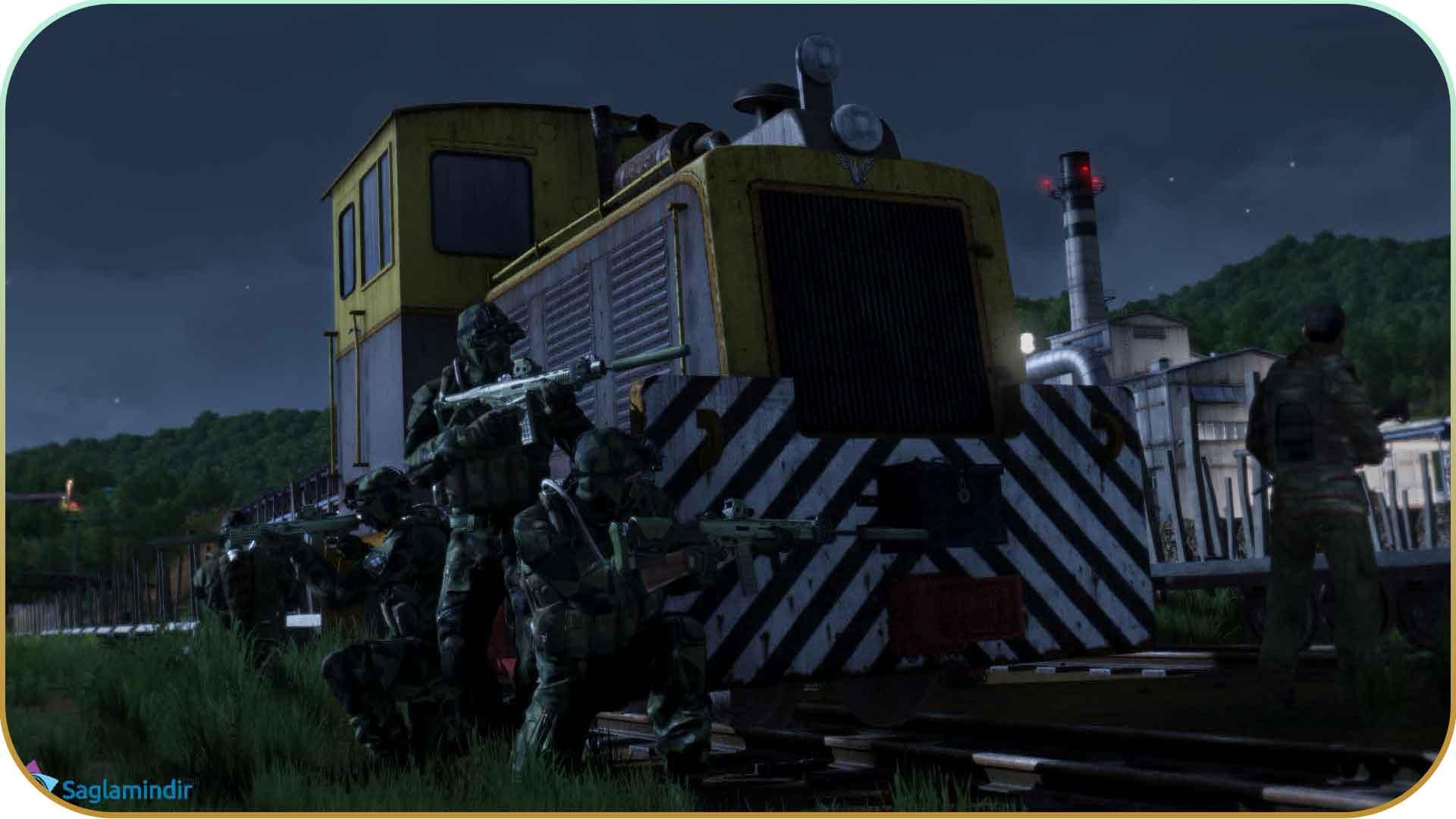 Arma 3 Apex torrent indir
