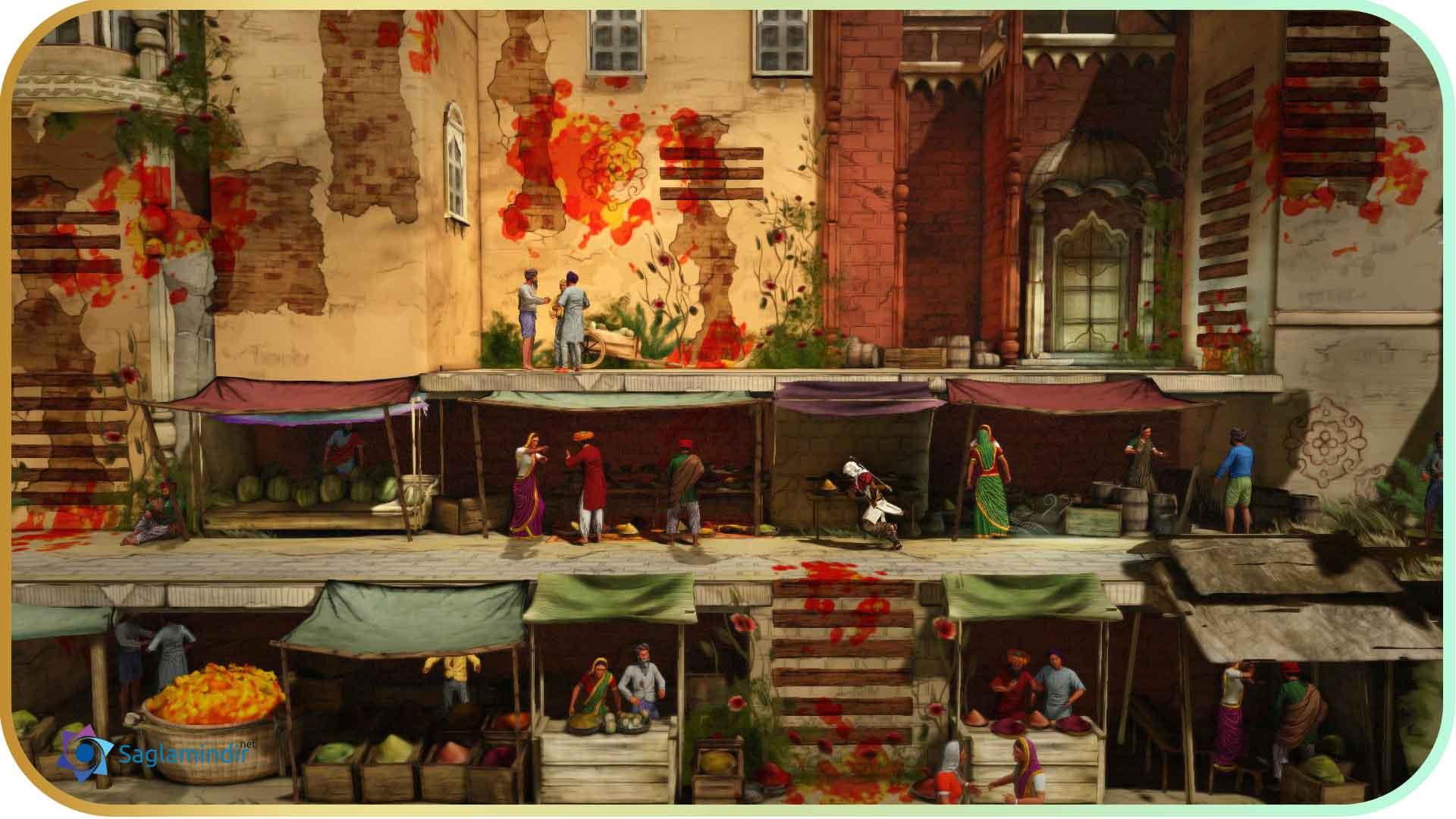 Assassin's Creed Chronicles India saglamindir