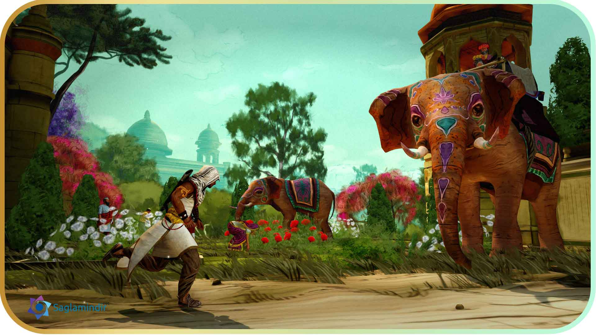 Assassin's Creed Chronicles India torrent indir