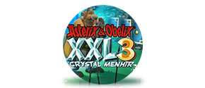 Asterix & Obelix XXL 3 The Crystal Menhir icon
