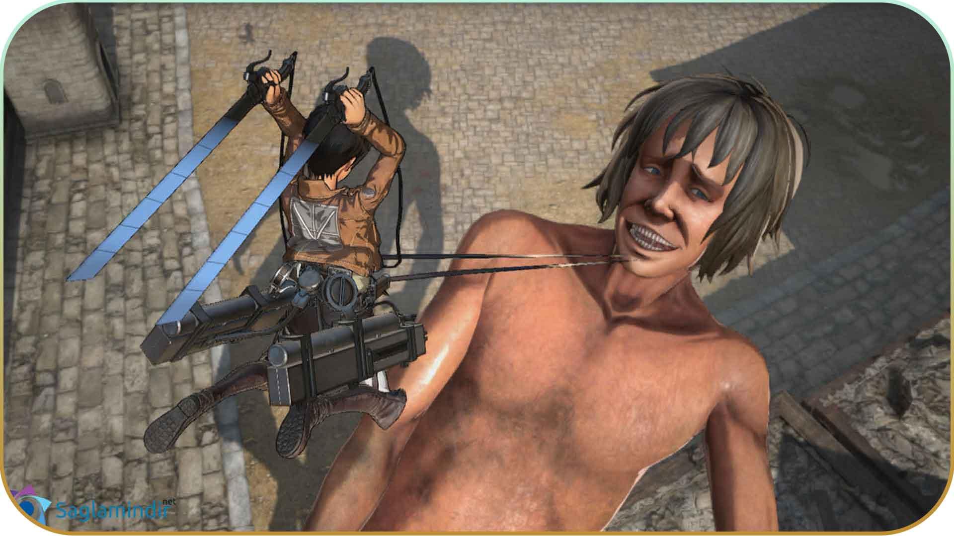 Attack on Titan Wings of Freedom saglamindir
