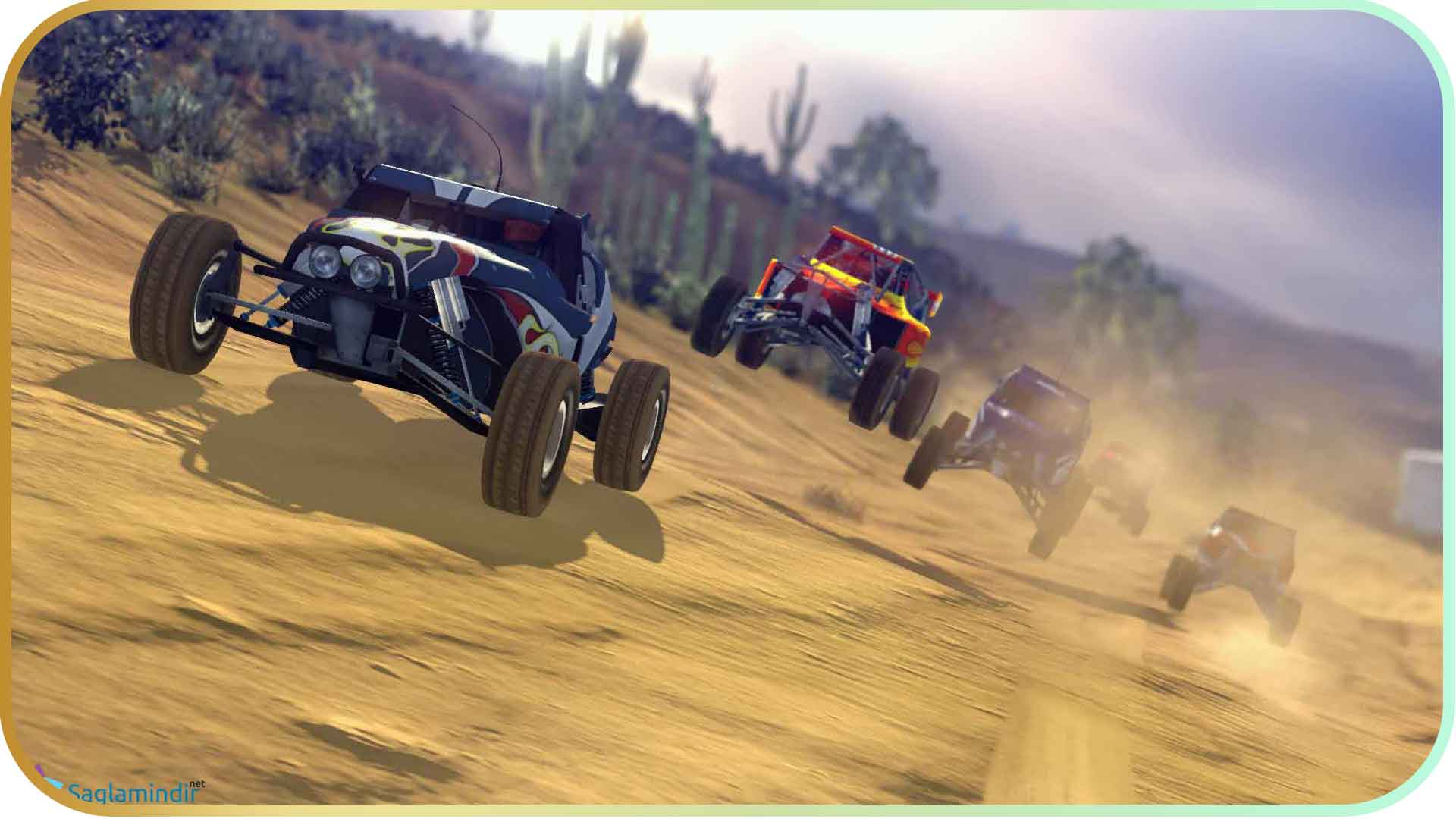 BAJA Edge of Control HD torrent indir