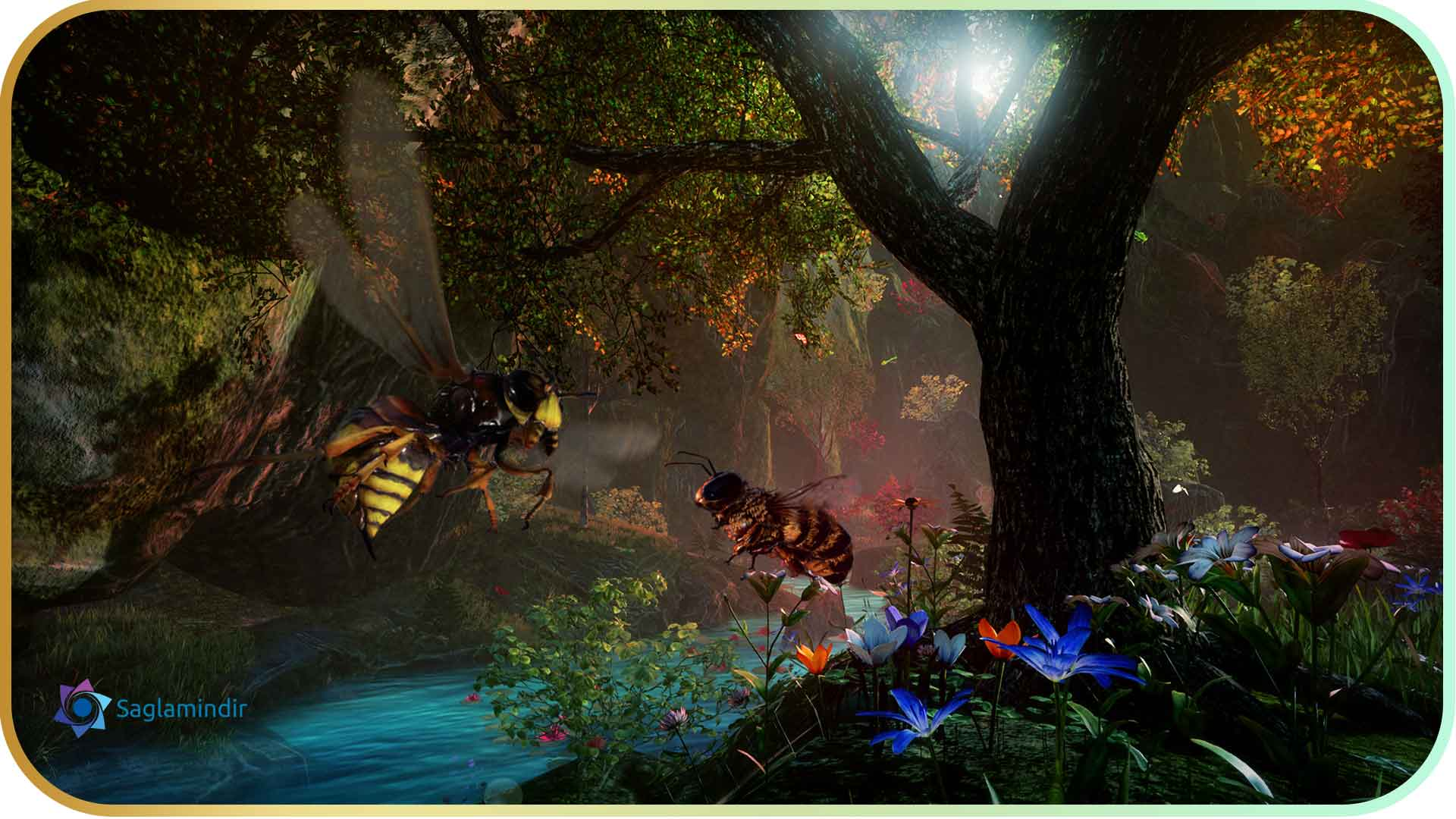 Bee Simulator torrent indir
