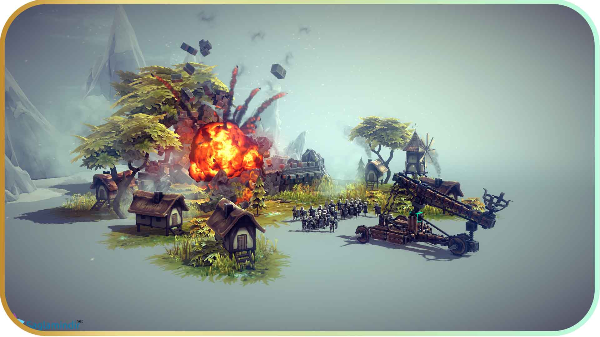 Besiege torrent indir