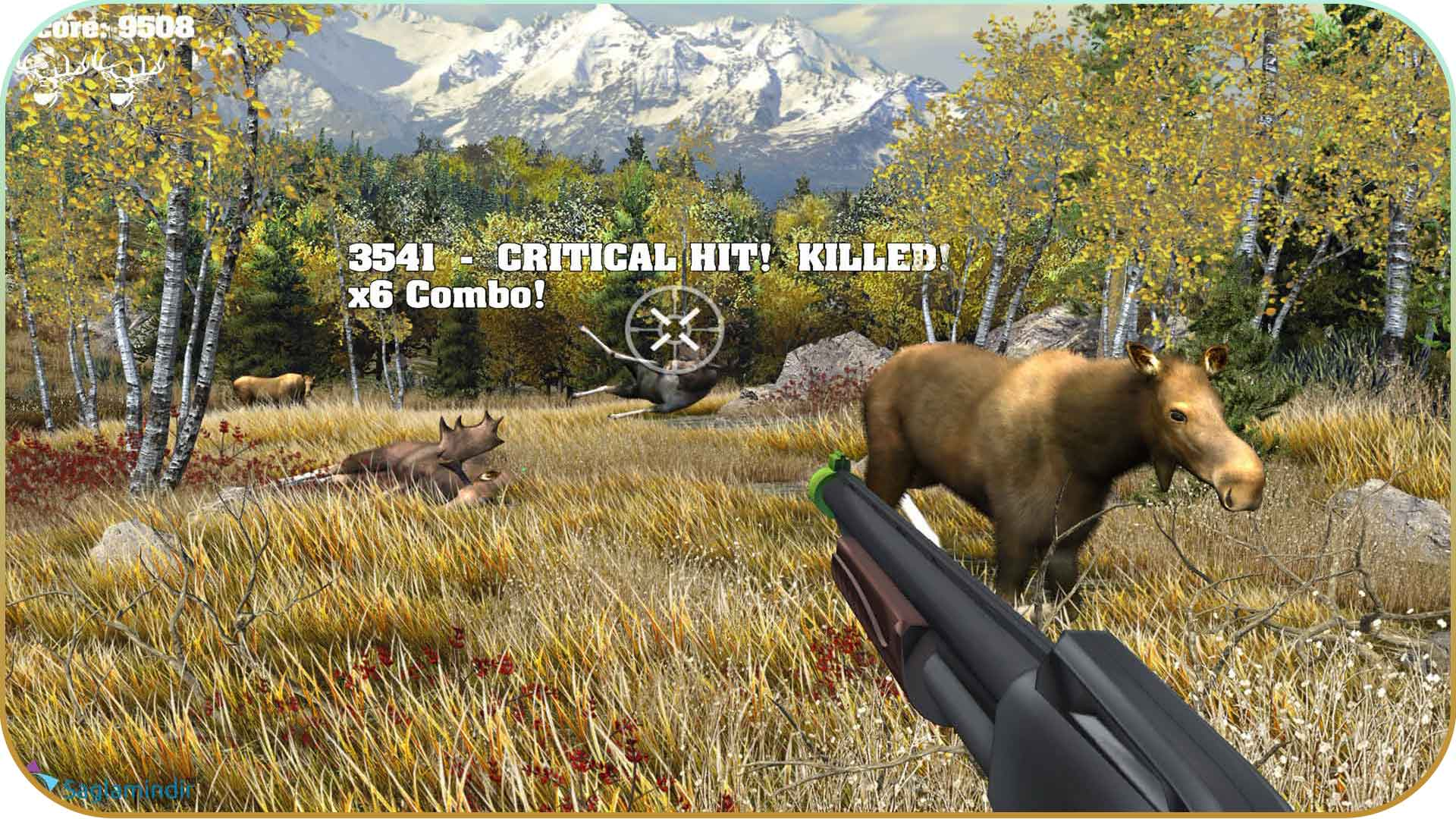 Big Buck Hunter Arcade full indir