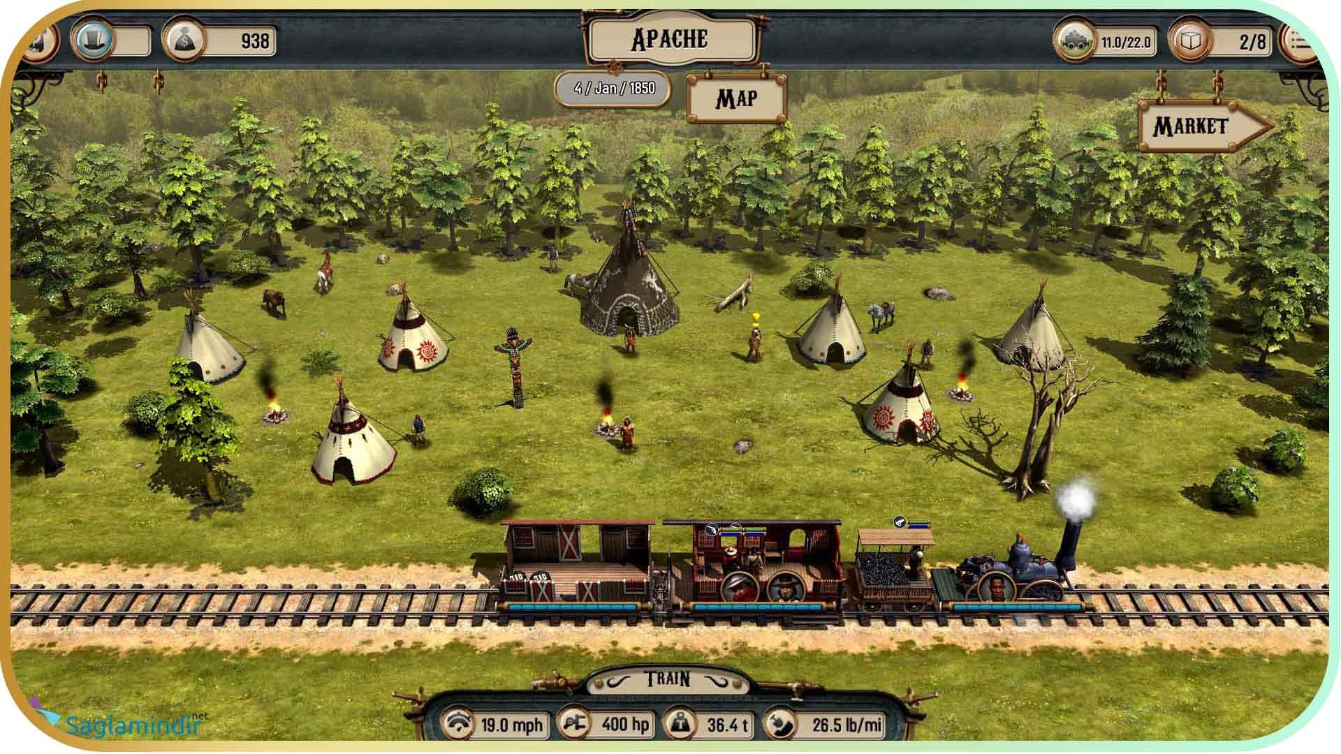 Bounty Train saglamindir