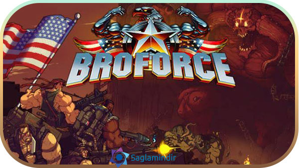 Broforce-indir