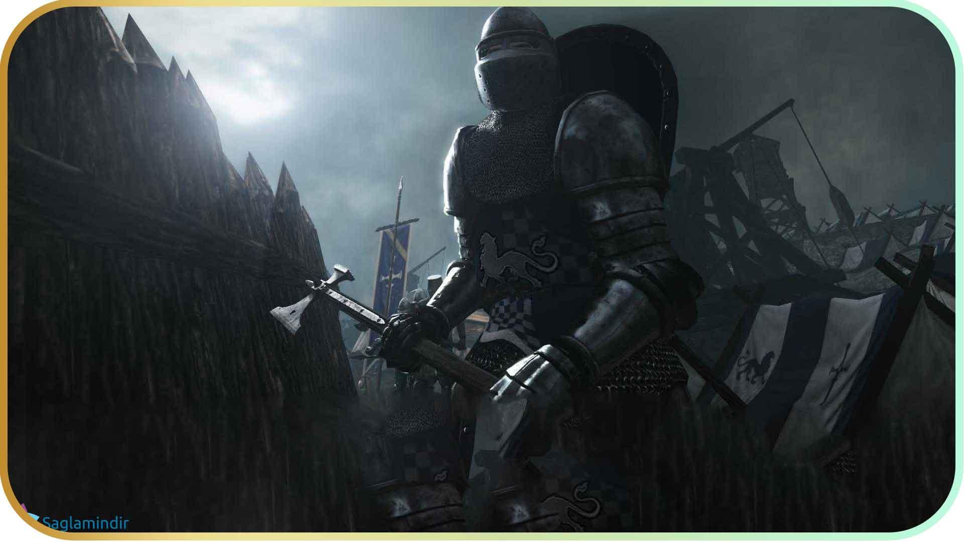 Chivalry Medieval Warfare saglamindir