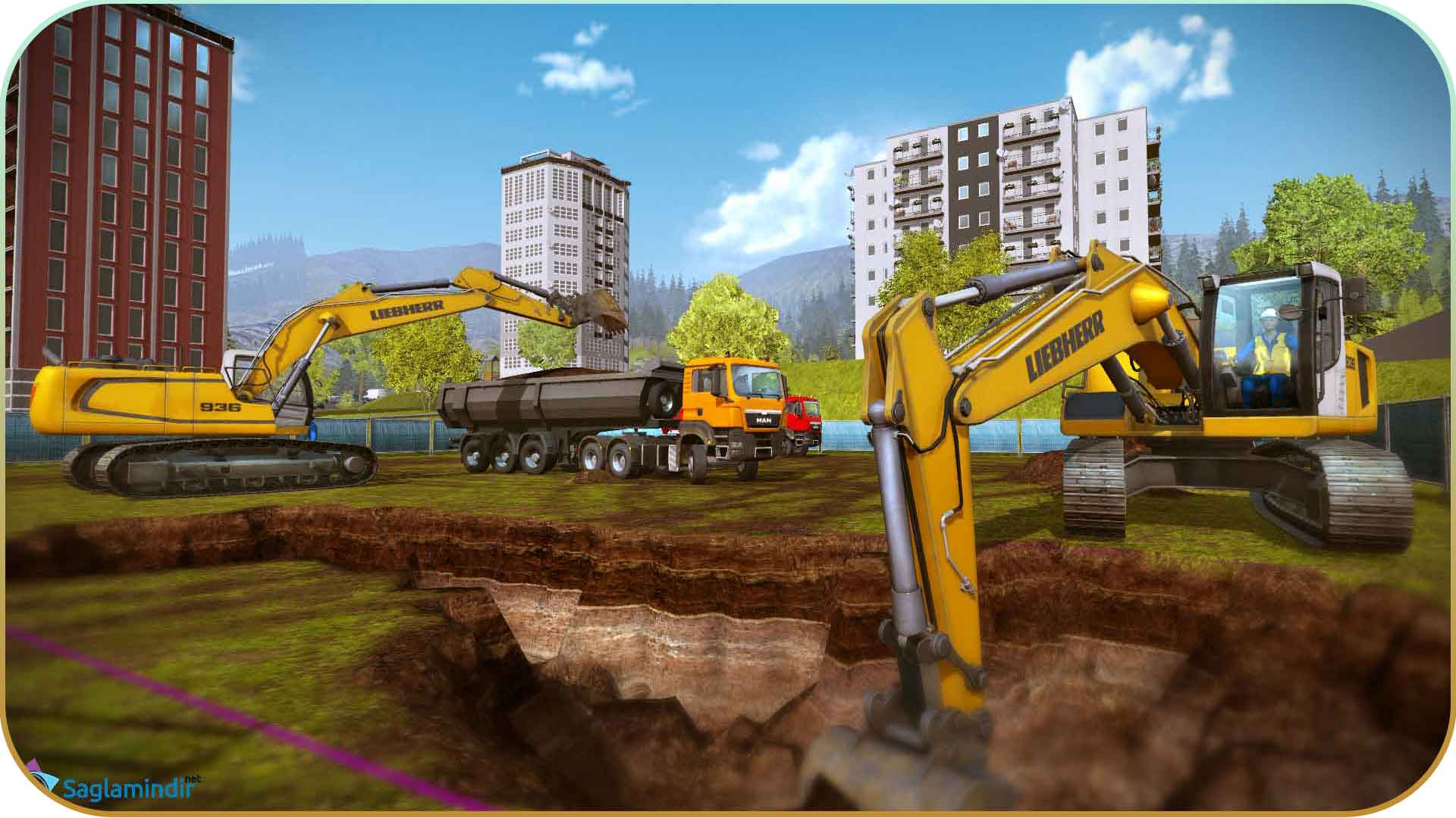 Construction Simulator 2015 full indir