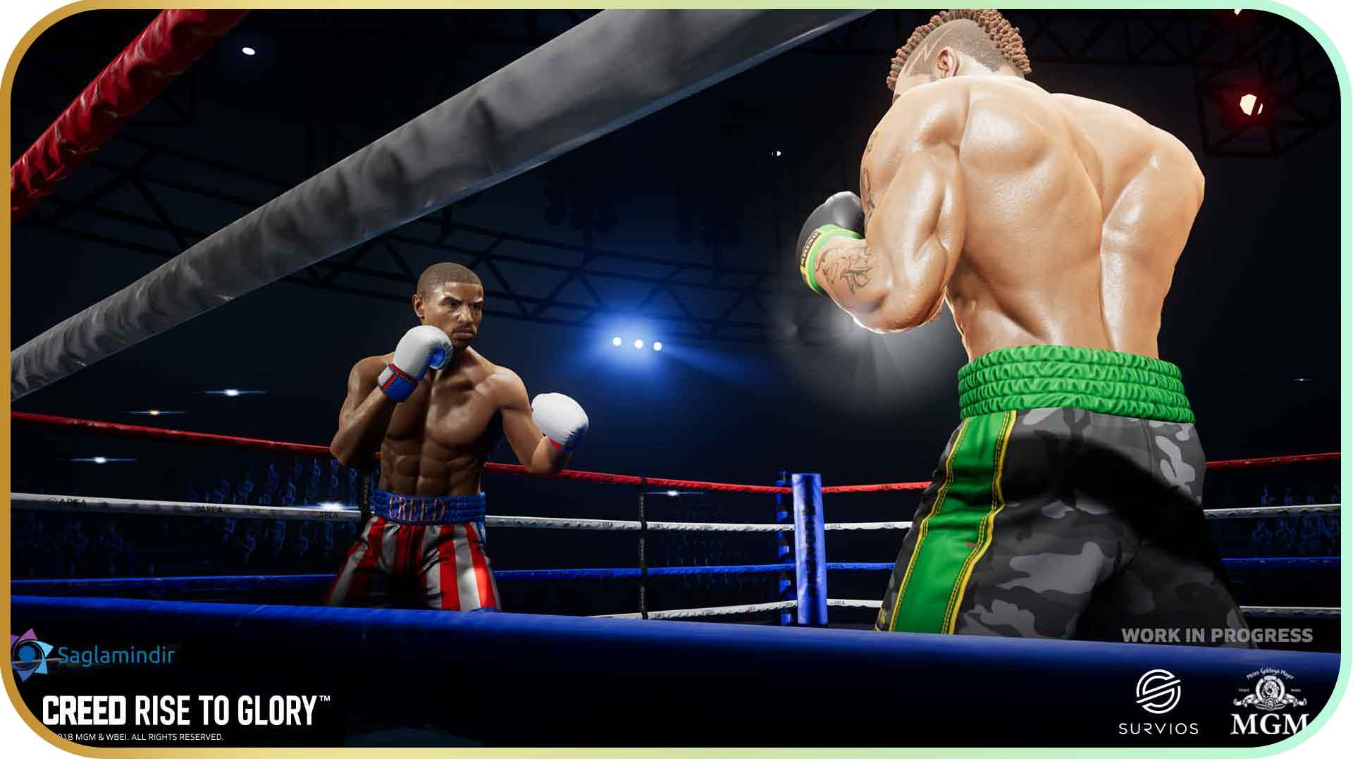 Creed Rise to Glory torrent indir