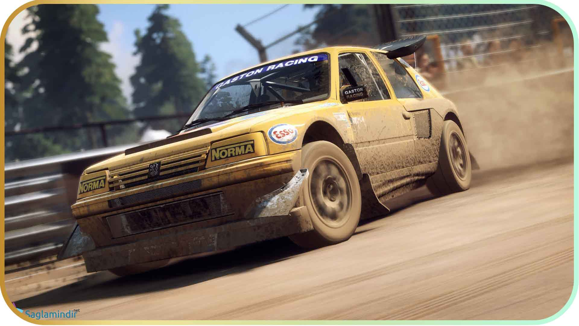 DİRT Rally 2.0 torrent indir